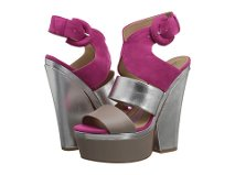 NEW..Pinky Silver Chunky by Paris Hilton