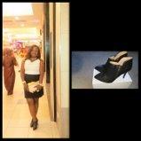 lilian and shoe