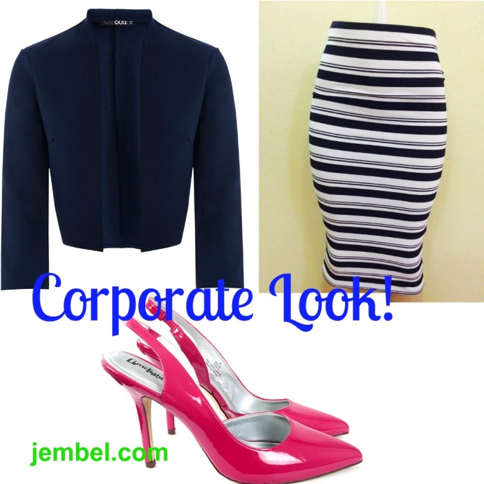 Corporate look