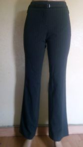 Light grey belted pants by NEXT. NGN 8000