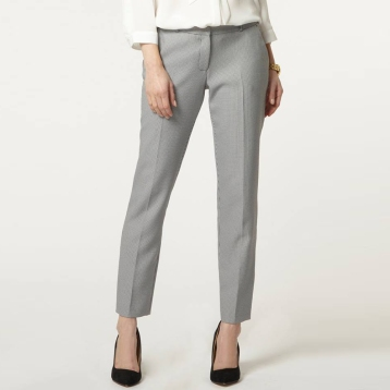 Grey cropped pants SOLD OUT