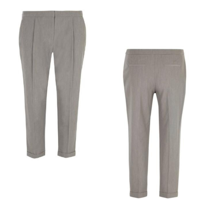 Full length grey pencil pants SOLD OUT