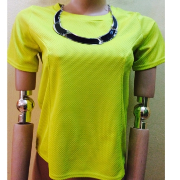 New...Light yellow top by River Island SOLD OUT