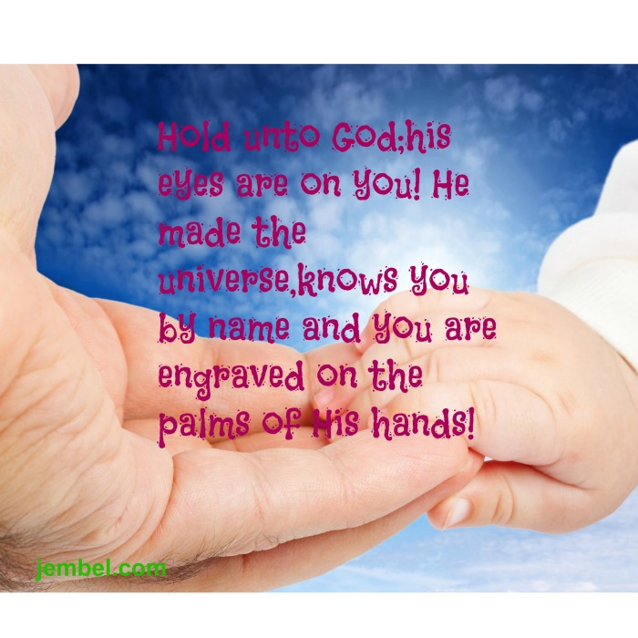 NEW GOD HANDS