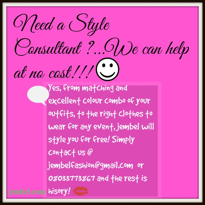 Style consultant 2