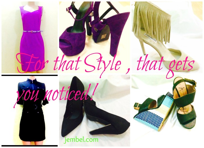 the style that gets u noticed
