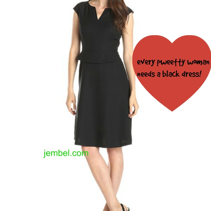 black dress oge 2