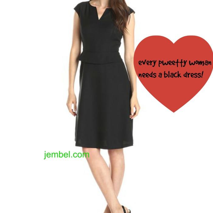 black dress oge 2