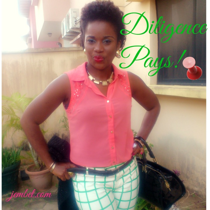 Diligent Ebele