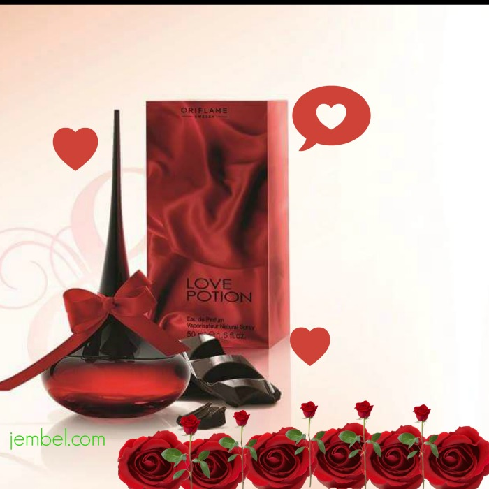 love potion blog today