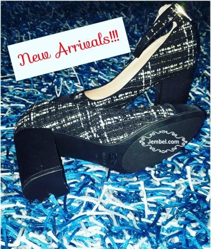 Unisa block heeled shoes. NGN 15, 000