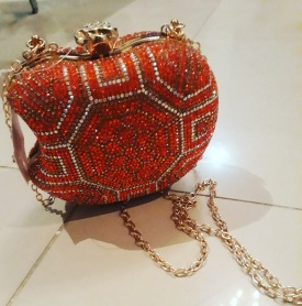 Orange glitters NGN 10,500 SOLD OUT