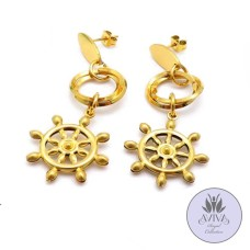 Nautical drop earrings NGN 2500