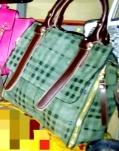 Green handbag . NGN 19,500