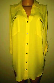 Yellow top with 3qts foldable sleeves. NGN 7000 SOLD OUT
