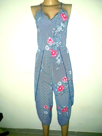 Scobe jumpsuit NGN 90000SOLD OUT