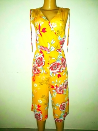Floral jumpsuit NGN 9500