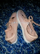 Peach Kenneth Cole sneakers. NGN 13,500