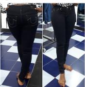 True Religion black skinny jeans. NGN 25000
