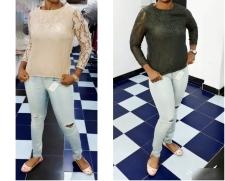 Vero moda super streychy skinny ripped jeans. NGN 8000