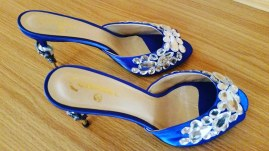 Chanel's blue royalty .NGN 30000