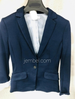 H and M Navy blue fitted blazers NGN 9000