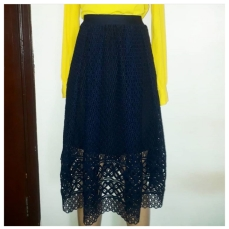 Lacey midi skirt by Very. NGN 15000