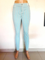 Stripped ankle grazers by Denim and co. NGN 8000