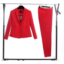 Red pant suit. NGN 18,500